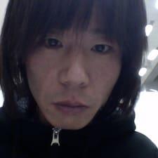 Perfil de usuario de Junghee
