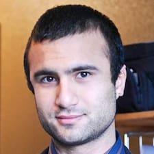 Sahand User Profile