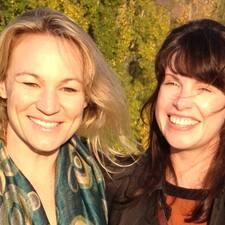 Profilo utente di Kate M And Leonie And John