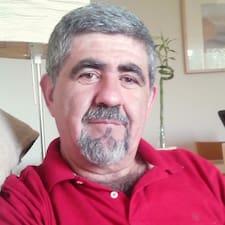 Gebruikersprofiel José