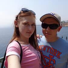 Nutzerprofil von Mark & Tanya