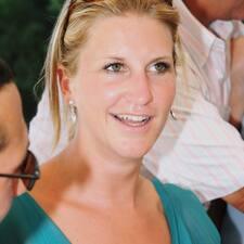 Hortense felhasználói profilja