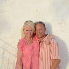 Helena & Staffan felhasználói profilja