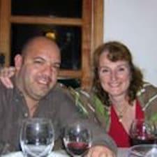 Claudio & Maria Jose Brukerprofil