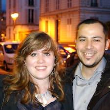 โพรไฟล์ผู้ใช้ Danae Et José