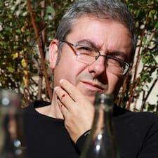 Diego Brukerprofil