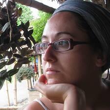 Användarprofil för Elisa María