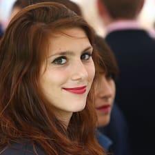 Eléonore - Uživatelský profil