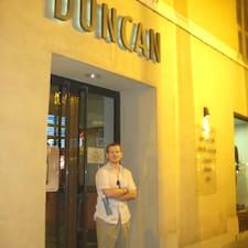 โพรไฟล์ผู้ใช้ Duncan