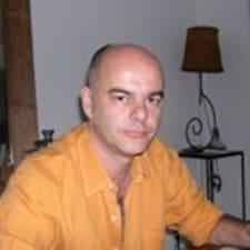 Gebruikersprofiel Jean-Louis