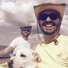 Jeff & Stevo felhasználói profilja