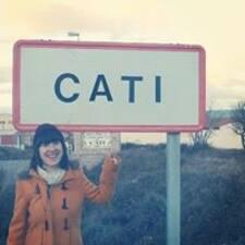 Profil utilisateur de Catherine