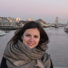Gwenaëlle - Uživatelský profil