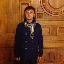 Nutzerprofil von Myroslav