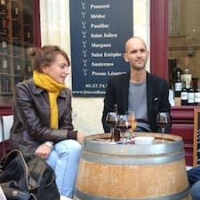 Henkilön Mélanie & Ludovic käyttäjäprofiili