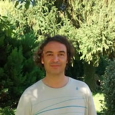 Perfil de usuario de Federico