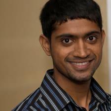 Henkilön Prudhvi käyttäjäprofiili