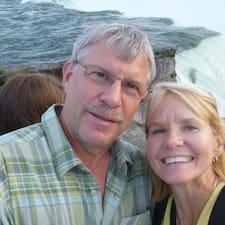 Profilo utente di Carolyn & Bruce