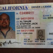 Stephen User Profile