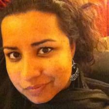 Profil utilisateur de Neha