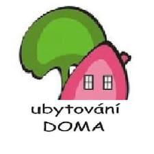 Ubytování - Uživatelský profil