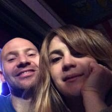 Nutzerprofil von Lucie & Cédric