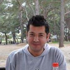Mehmet is the host.