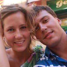 Nick And Aleksandra的用戶個人資料