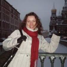 Profil Pengguna Ksenia