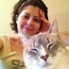 Profil utilisateur de Maryam