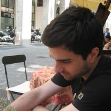 Jordi is the host.