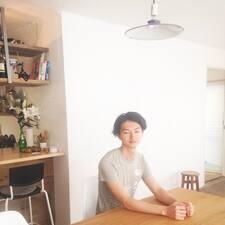 Kouki felhasználói profilja