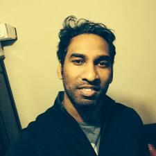 Ravichandra felhasználói profilja