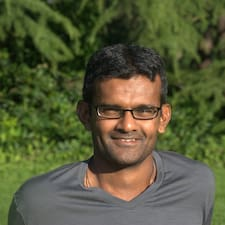 Profilo utente di Manjunath