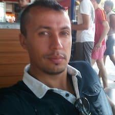 Jordane User Profile