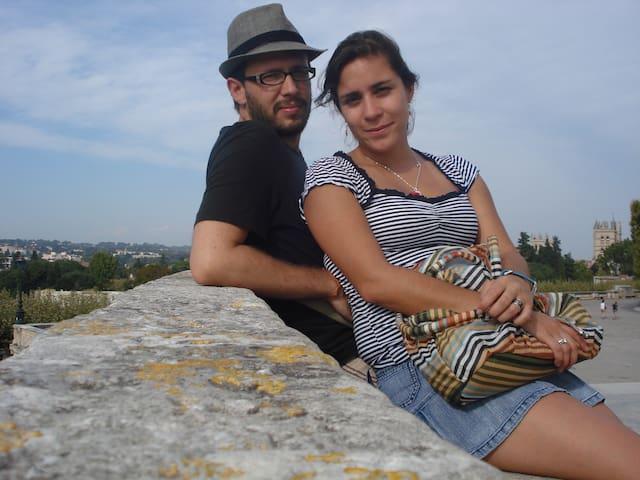 Alejandra y Felipe