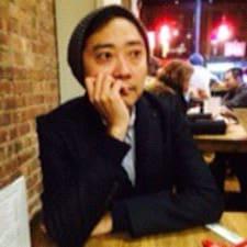 Haeryong felhasználói profilja