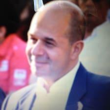 Khalil felhasználói profilja
