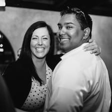 Rishi & Diane User Profile