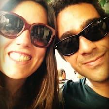 Perfil do utilizador de Rafaela E Eduardo