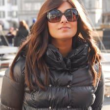 Kavita felhasználói profilja
