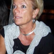Profil utilisateur de Gisèle