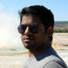 Profil utilisateur de Ashwanth
