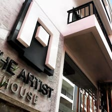 The Artist House is the host.