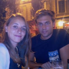 Perfil de usuario de Francois & Elen