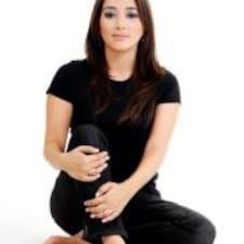 Profil utilisateur de Isadora