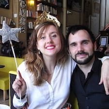 Marc And Palina User Profile