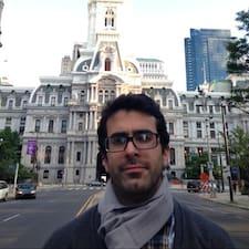 Luis J的用戶個人資料