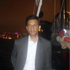 Ashvanni User Profile
