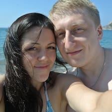 Профиль пользователя Svetlana&Pavel